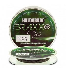 Haldorádó Braxx Pro - Fonott feeder előkezsinór 0,04mm