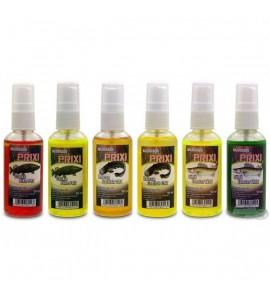 Haldorádó PRIXI ragadozó aroma spray - MIX-6/6 íz egy dobozban