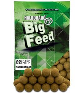 Haldorádó Big Feed - C21 Boilie - Tigrismogyoró