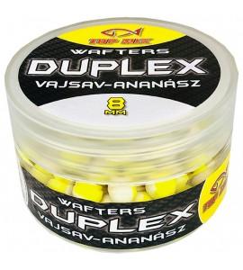 Duplex Wafters Vajsav-Ananász 8 mm